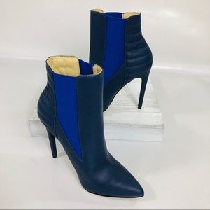 Gx by Gwen Stefani Miwa Ankle Booties Blue 7